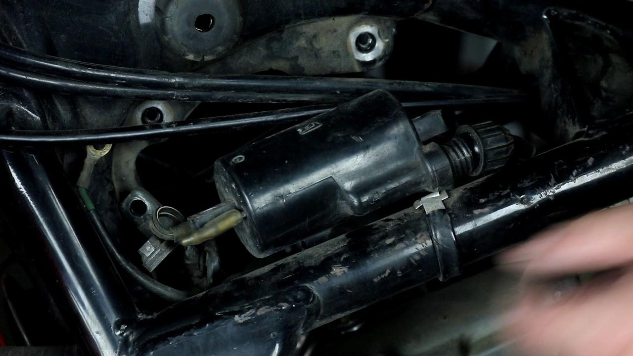 Honda CB 650 750 900 1000 DOHC - How to Install RMSTATOR Ignition Coils
