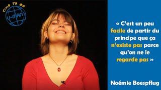 Time to Be #39 - avec Noémie Boespflug de Amnesty International
