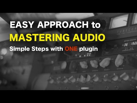 Easy Steps for Mastering Audio with One Plugin (Hindi)