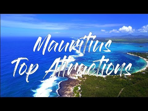 Mauritius - Top Attractions in 4K!