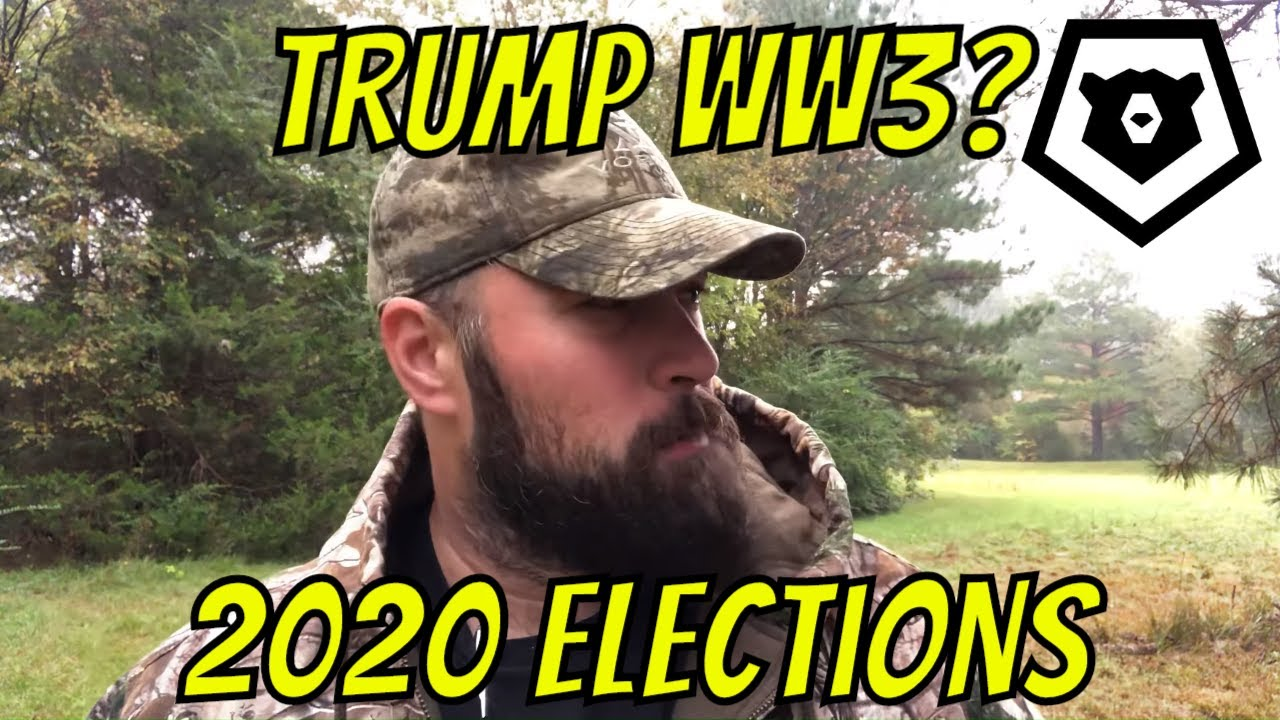 Trump 2020 Elections and Al Baghdadi - Prepping for WW3 ?