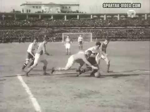 Динамо (Тбилиси) - СПАРТАК 2:1, Чемпионат СССР-1954