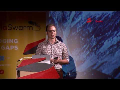 Scala Swarm 2017 | Jon Pretty: Types. (keynote)