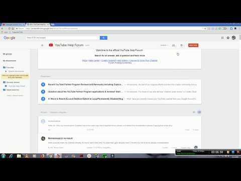 How To Complaint Youtube Help Forum Website Fix