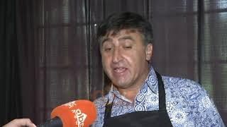 "Artisti turk Atanur Dogan ""ringjall"" figuren e Skenderbeut ne akuarel   ABC News Albania"