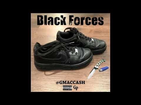 GmacCash - Black Forces (Audio)