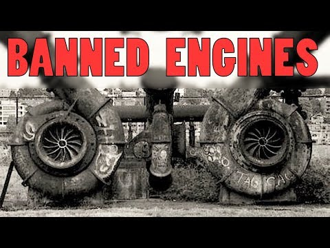 Why These Engines Are Banned?