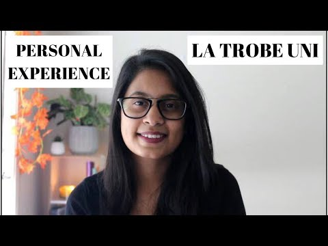 MY PERSONAL EXPERIENCE-STUDYING IN LATROBE UNIVERSITY  HEART TO HEART TALKS!