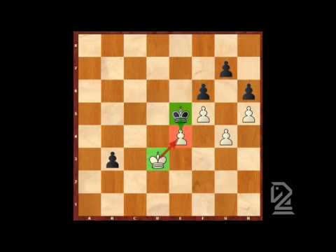 Chess Lesson For Beginners: Pawn's breakthrough