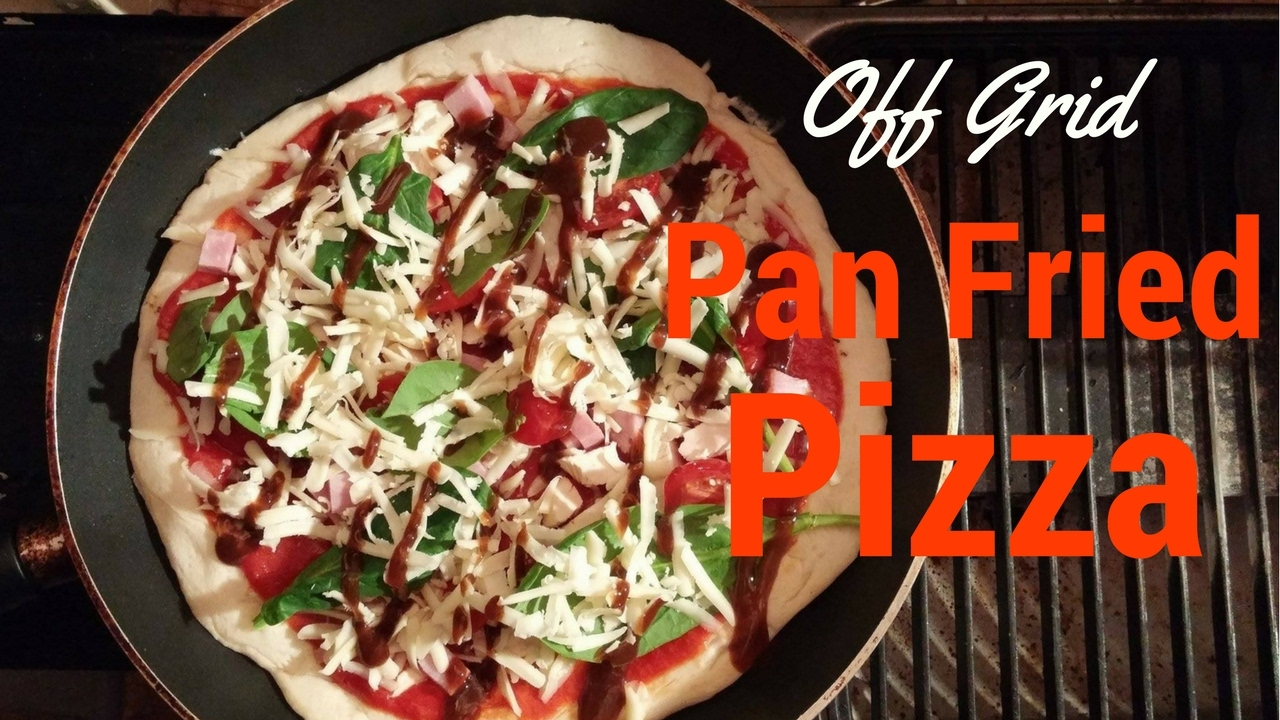 Do it yourself pan fried pizza youtube do it yourself pan fried pizza solutioingenieria Choice Image
