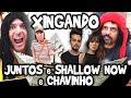 🎵 XINGANDO Juntos e Shallow Now e Chavinho - Paula Fernandes, Luan Santana, Raffa Torres