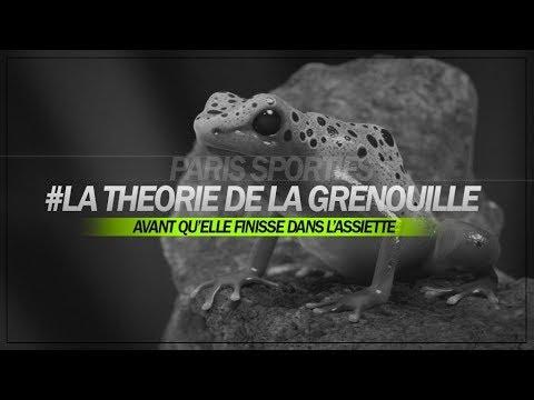 """[TP] La théorie de la grenouille """"paris sportifs"""""""