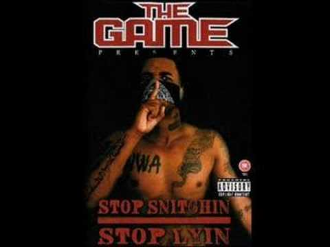 The Game - G-Unit Diss (Hate It Or Love It)