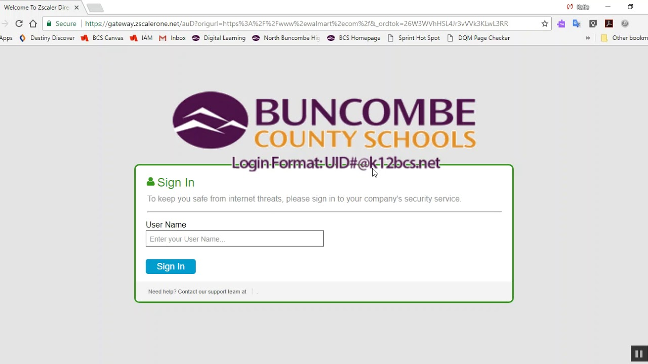 Video Resources - North Buncombe High