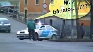 A legröhejesebb rendőrségi akciójelenet