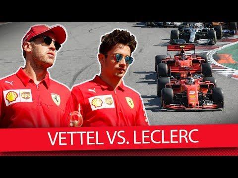 Eskaliert der Streit zwischen Vettel & Leclerc? (Talk)