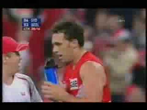 3AW call of Sydney v Geelong 2005