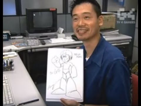Keiji Inafune and the Making of Mega Man