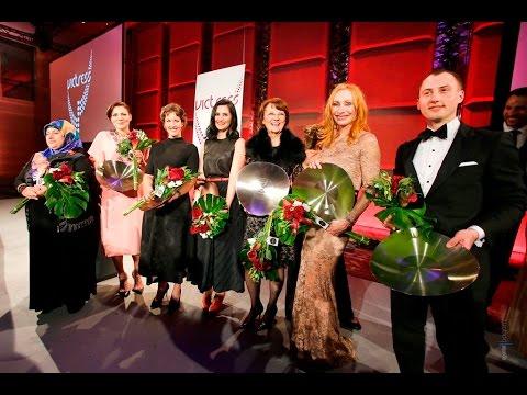 11 Jahre VICTRESS Awards - Rückblick 2005-2016
