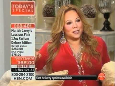 Everything you need to know about Mariah Carey on HSN