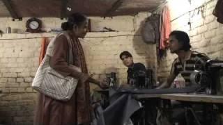 Delhi - Aufbruch im Slum