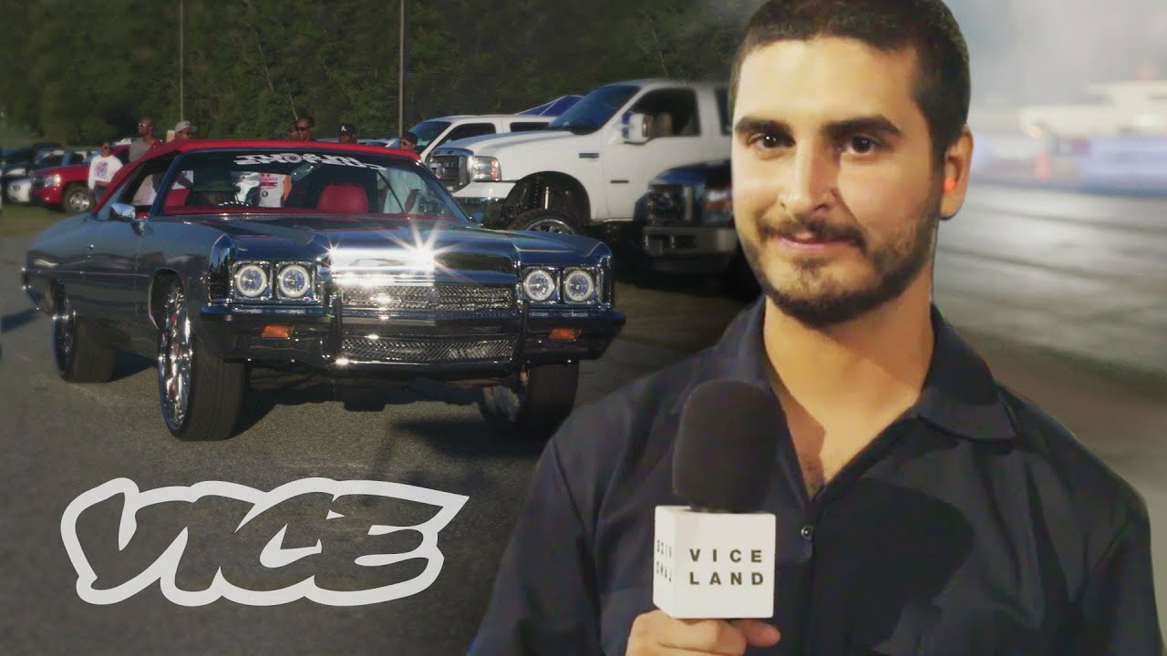 Donk Racing in Georgia with Taji Ameen
