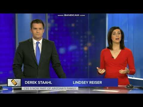 KPHO/KTVK: CBS 5 News At 10pm Sunday Open--2018