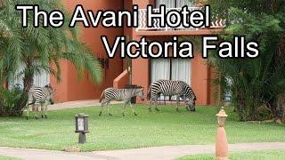 Avani Hotel Victoria Falls formally, (Zambezi Sun)  livingstone Zambia