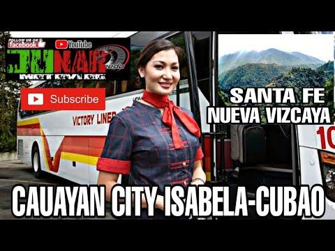 Gaano ka safe ang victory liner bus| Pagdating sa Santa Fe| Cauayan City Isabela-Manila| Ep 5