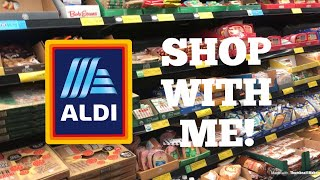 Come Shopping with Me at ALDI! Fun Fall & Halloween Finds!