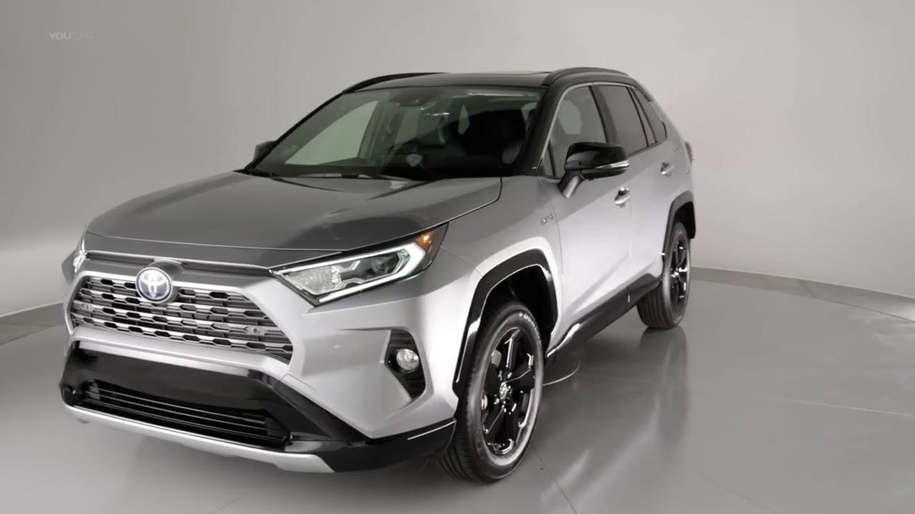 Toyota Rav4 2019 The Best Midsize Suv