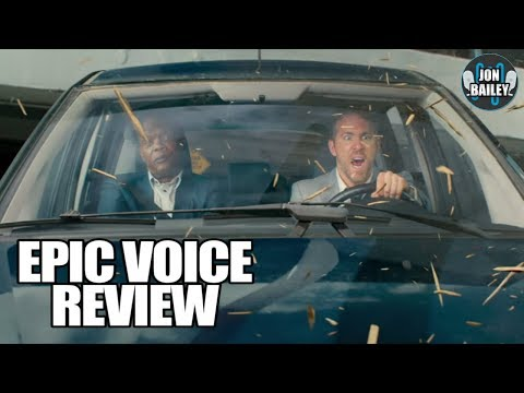 HITMAN'S BODYGUARD - Movie Review