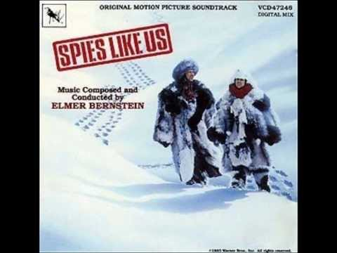 Spies Like Us - Winners (Elmer Bernstein)