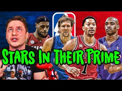 What If Every NBA Player Was In Their PRIME?