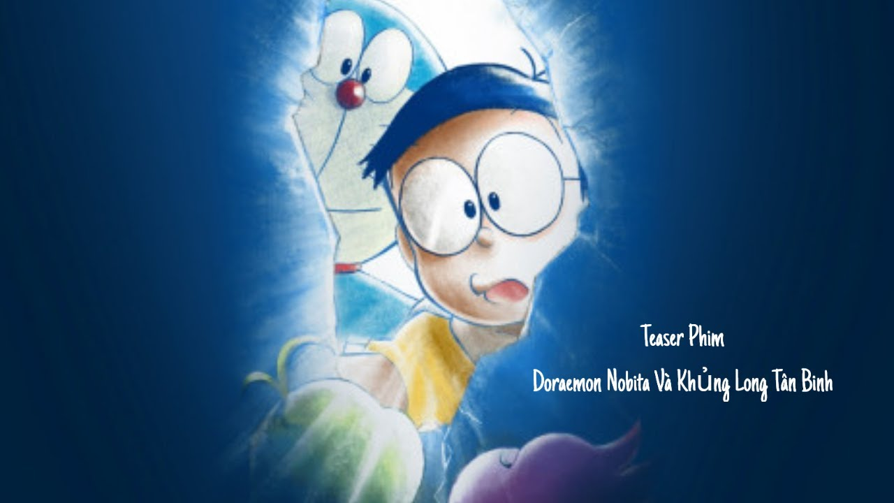 Doraemon – Nobita Và Khủng Long Tân Binh (Teaser)   ĐÔRÊMON THÁI NGUYÊN