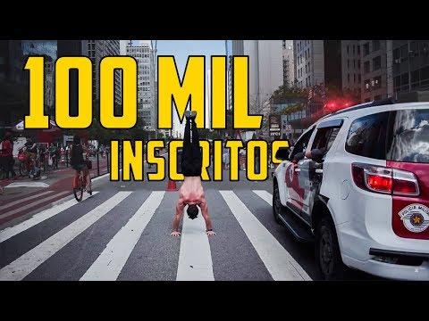 Paramos a Av.Paulista - ESPECIAL DE 100K + SORTEIO!