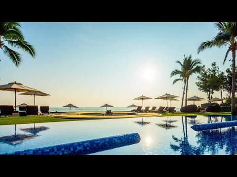 Intercontinental Hua Hin Resort - Regal & Charming Award Winning Luxury Beachfront Hotel