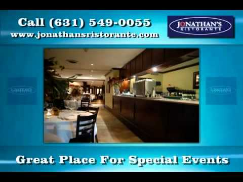 Restaurant Huntington NY - Jonathan's, The Best Italian.