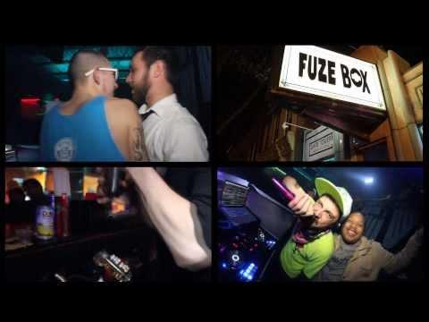 The Fuze Box   l   Albany, NY   l   Promotional
