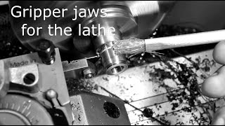 Gripper Jaws For The Lathe