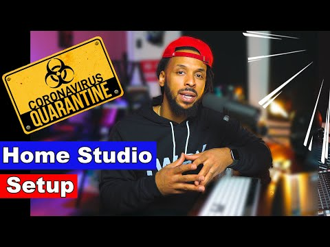 Home Studio Setup 2020 | What to Buy for Recording Studio Under $500