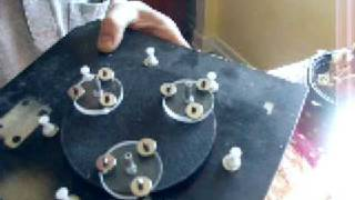 DIY Anti Gravity Machine Gyroscope