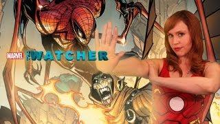 Marvel's The Watcher 2013 -Episode 26 - GEEK WEEK & SDCC Movie Announcements