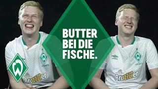 MegaBit - Butter bei die Fische   SV Werder Bremen