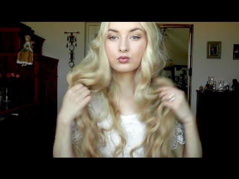 Bohemian Bridal Look // Makeup.Hair.Dress