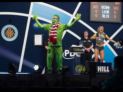 """Peter Wright on Ally Pally Grinch outfit: """"Pundits and players have called me a clown in the past"""""""