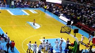 """A new cover song of """"Pagnanalo ang Ginebra"""" by Ginebra Girl Maria G..."""