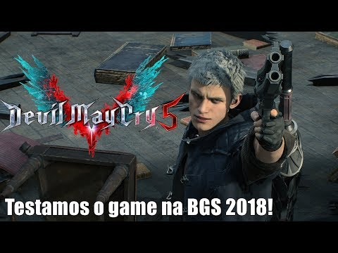 Devil May Cry 5 traz franquia de volta em ótimo estilo [BGS 2018] thumbnail