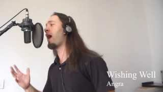 ANGRA  WHISING WELL  Cover