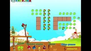 Angry Birds Online Games Angry Birds Counter Attack Game